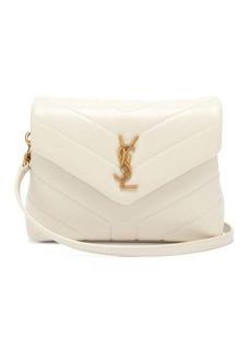 Saint Laurent Lou Lou mini leather cross-body bag