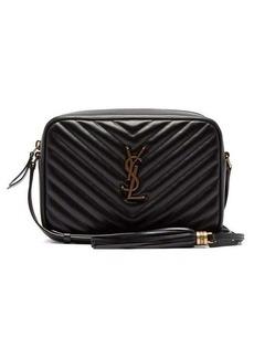 Saint Laurent Lou medium quilted-leather cross-body bag