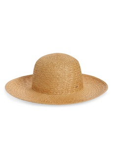 Saint Laurent Maui Straw Hat
