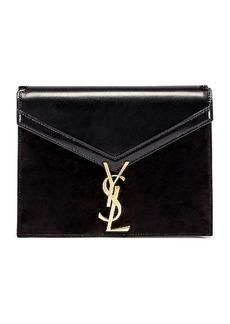 Saint Laurent Medium Cassandra Chain Monogramme Bag