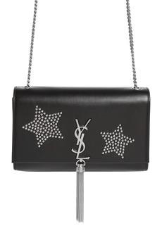 Saint Laurent Medium Kate Tassel - Stars Leather Bag