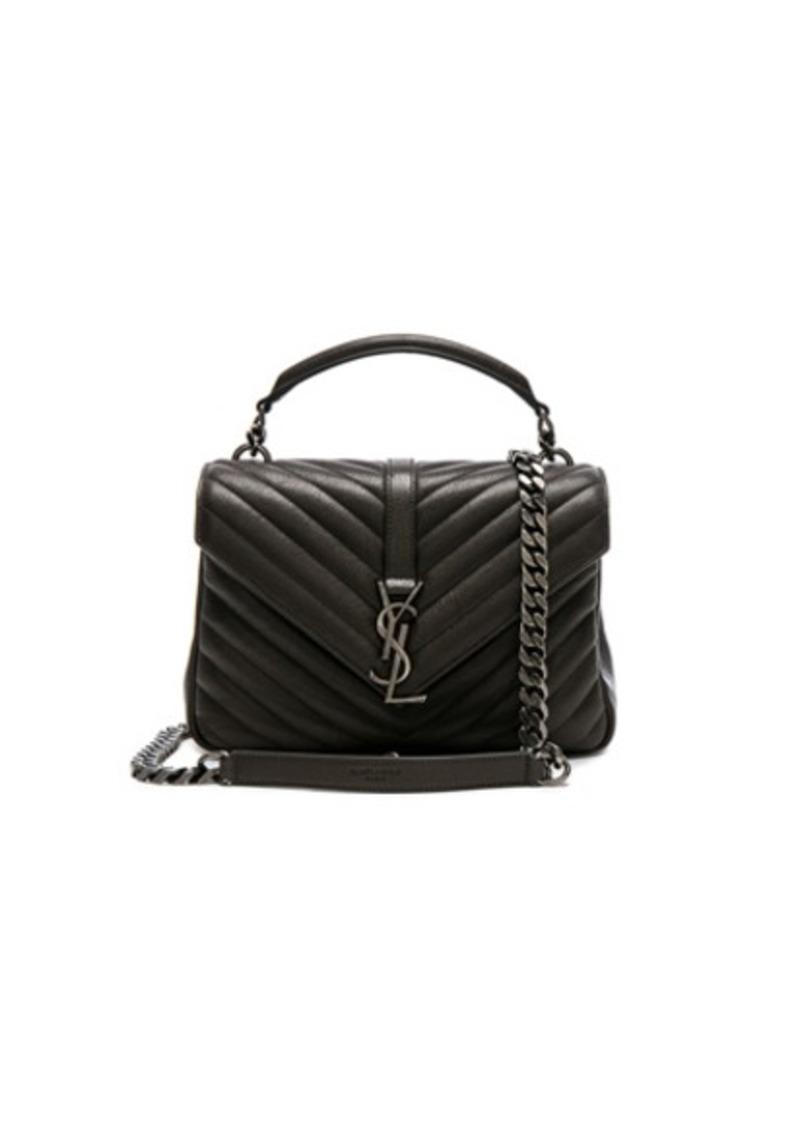 1195b4ffd5 Saint Laurent Saint Laurent Medium Monogramme College Bag | Handbags