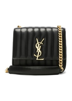 Saint Laurent Medium Supple Monogramme Vicky Chain Bag