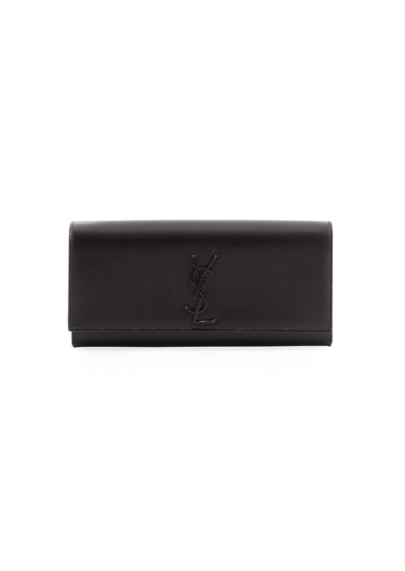 12d92dd8 Ysl Clutch Bag Black