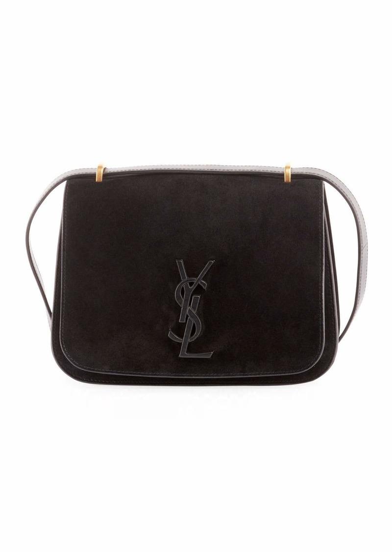 be850299f29 Saint Laurent Saint Laurent Monogram YSL Spontini Small Satchel Bag ...