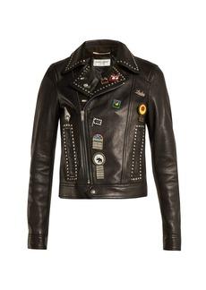 Saint Laurent Motorcycle leather jacket