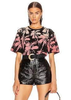 Saint Laurent Palms T Shirt