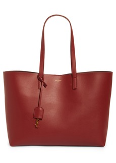 Saint Laurent Shopping Leather Tote