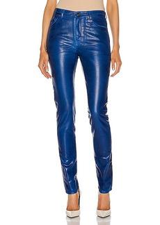 Saint Laurent Skinny 5 Pocket Pant Med
