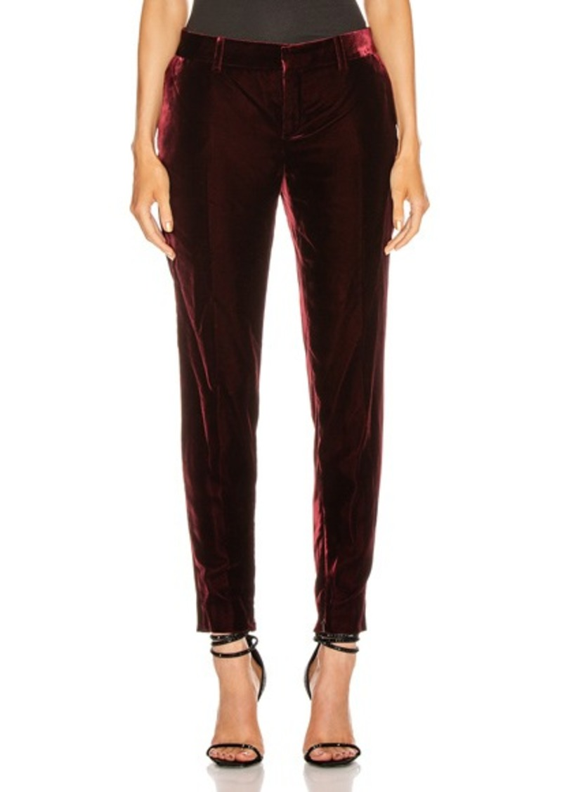 Saint Laurent Skinny Tailored Pant