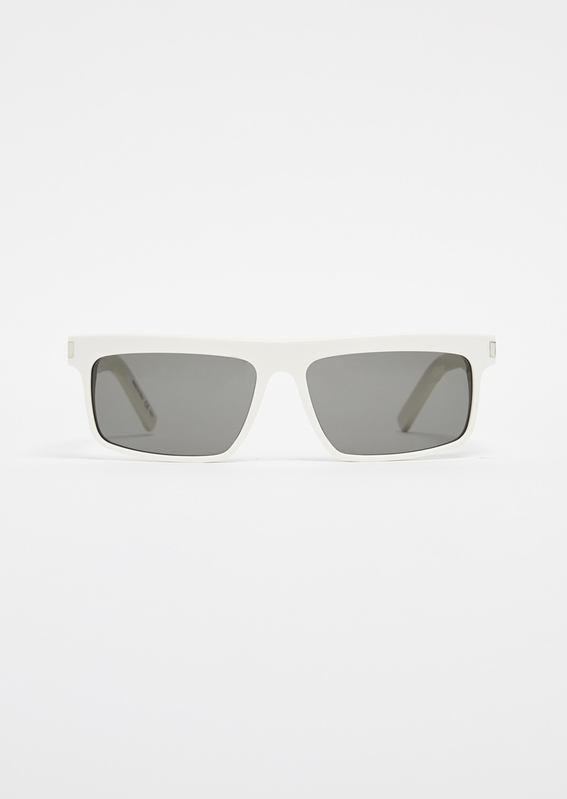 Saint Laurent Sl 246 Narrow Rectangular Sunglasses
