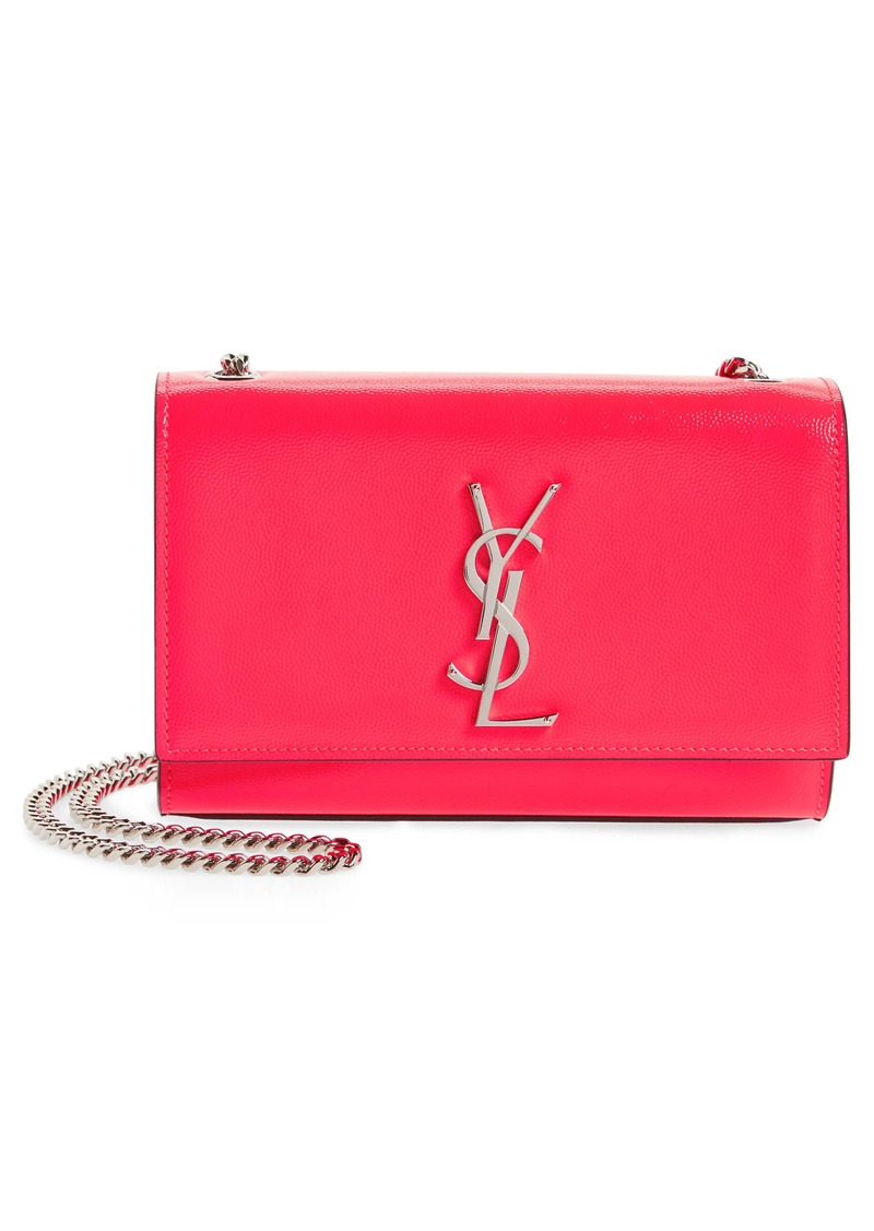 Saint Laurent Small Kate Calfskin Leather Crossbody Bag