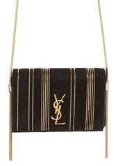 Saint Laurent Small Kate Chain Leather Shoulder Bag
