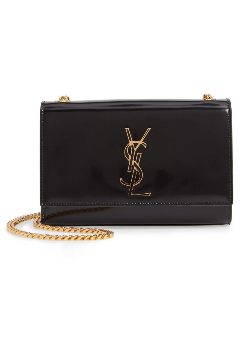 Saint Laurent Small Kate Leather Crossbody Bag