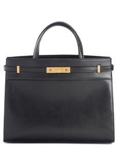 5aa683883 Saint Laurent Saint Laurent Toy-city embroidered mini leather backpack