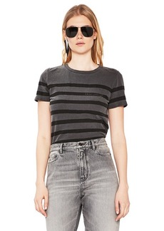 Saint Laurent Striped Tee
