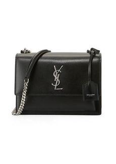 Saint Laurent Sunset Medium Monogram YSL Crossbody Bag