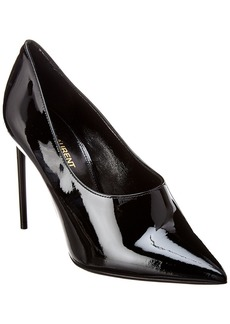 Saint Laurent Teddy 100 Patent Pump