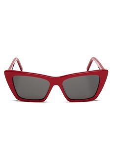Saint Laurent Women's Cat Eye Sunglasses, 53mm
