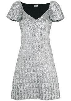 Saint Laurent short shift dress