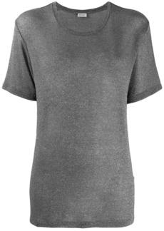 Saint Laurent short-sleeve fitted T-shirt