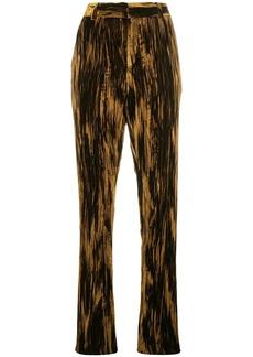 Saint Laurent slim high-waist trousers