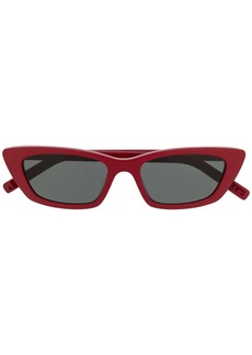Saint Laurent slim-shape sunglasses