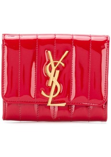 Saint Laurent small Vicky wallet