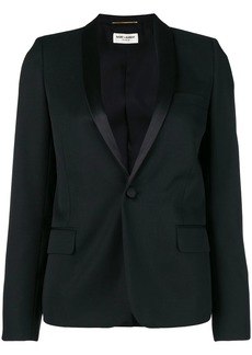Saint Laurent smoking jacket