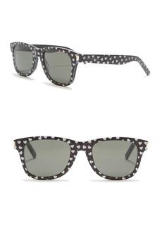 Yves Saint Laurent 50mm Square Sunglasses