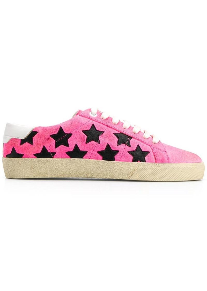 Saint Laurent star Signature Court SL/06 California sneakers