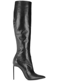 Saint Laurent stiletto boots