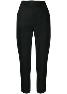 Saint Laurent stretch waist slim-fit trousers