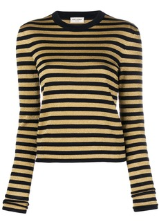 Saint Laurent striped jumper