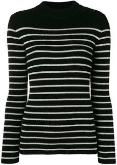 Saint Laurent striped sailor sweater