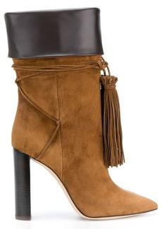 Saint Laurent Tangier 105 ankle boots