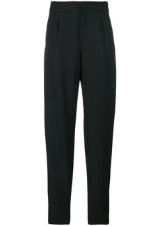 Saint Laurent tapered high waist trousers