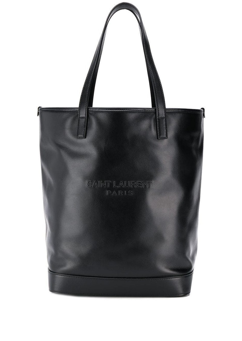 Saint Laurent Teddy shopping bag