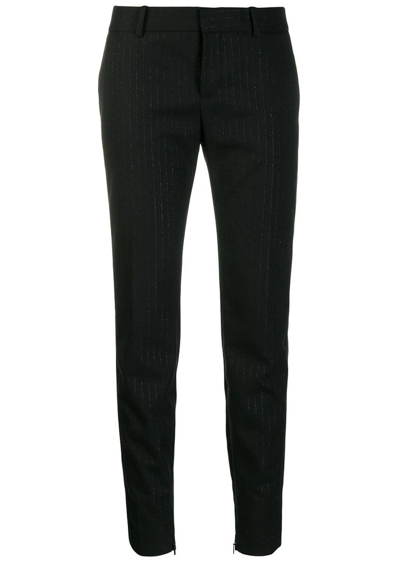 Saint Laurent tuxedo band trousers