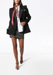 Saint Laurent tuxedo wool blazer