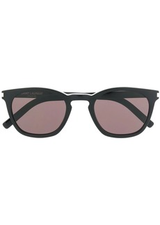 Saint Laurent two-tone sunglasses