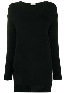 Saint Laurent V-neck cashmere jumper