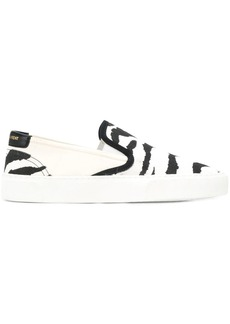 Saint Laurent Venice slip-on sneakers