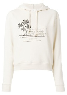 Saint Laurent Waiting for Sunset hoodie