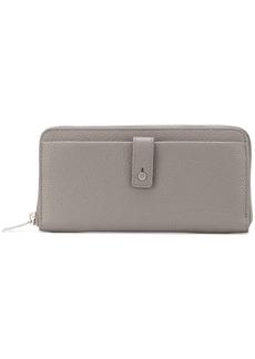 Saint Laurent zip around wallet