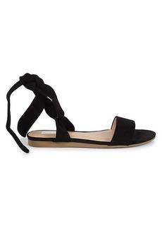Saks Fifth Avenue Amanda Suede Sandals