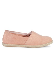 Saks Fifth Avenue Amberes Suede Espadrilles