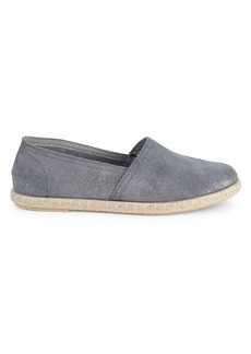 Saks Fifth Avenue Amberes Suede Flats