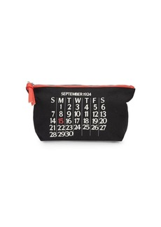 Saks Fifth Avenue Calendar Cosmetic Case