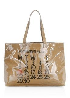 Saks Fifth Avenue Calendar PVC Shopper